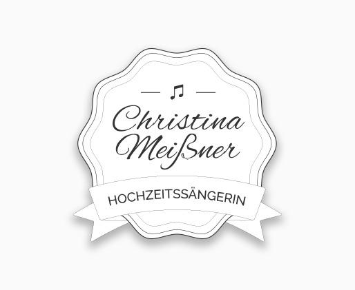 Christina Meißner - Hochzeitssängerin